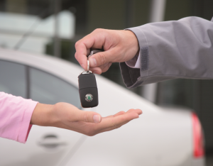 право на подменный автомобиль