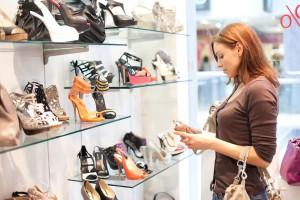 покупка обуви