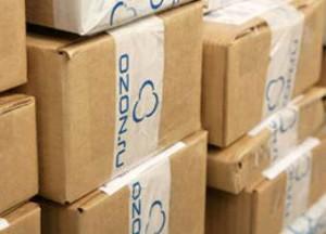 доставка товара с озон