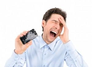 Что делать когда сломался телефрн на гарантии