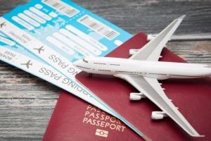 Как получить посадочный талон на самолёт по электронному билету?