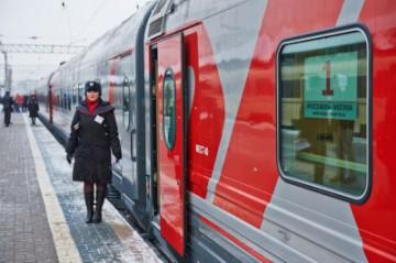 Сервисные услуги У1 в поезде РЖД