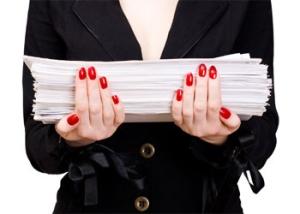 Список нужных документов