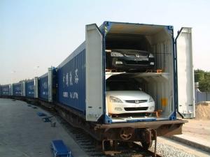 Преимущества железнодорожной перевозки