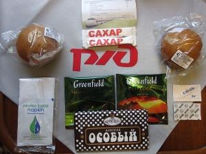 Как выбрать питание в поезде через сайт РЖД