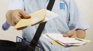 Как написать доверенность на получение почты?