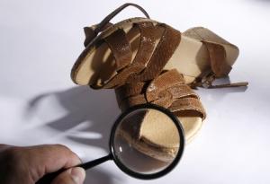 Образец экспертного заключение качества обуви