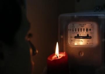 Что делать, если отключили свет без предупреждения?