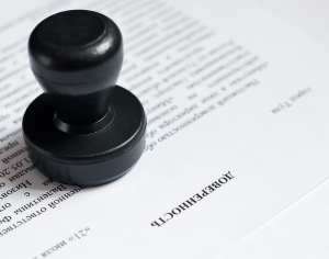 Доверенность на получение заказного письма