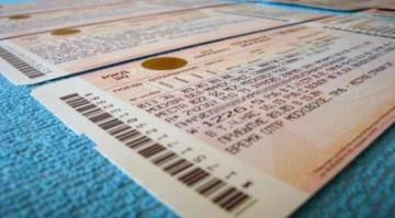 Возврат билетов РЖД, купленных в кассе