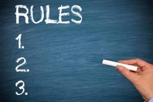 Основные правила торговли