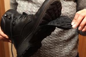 Вернуть обувь если натирает