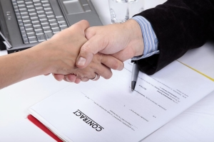 Исковое заявление о взыскании денег по договору услуг