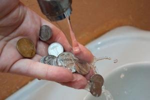 Перерасчёт оплаты за воду