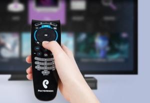 Как отключить телевидение Ростелеком