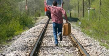 Что делать, если опоздал на свой поезд?