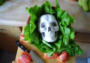 Возврат некачественных продуктов питания