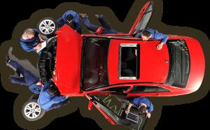 Гарантийное обслуживание автомобилей