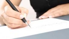 Как написать заявление о расторжении договора на оказание услуг?