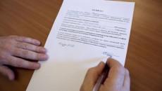 Как написать расписку об отсутствии претензий?