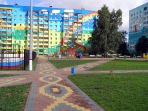 Придомовая территория многоквартирного дома