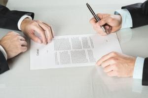 Особенности процедуры расторжения договора